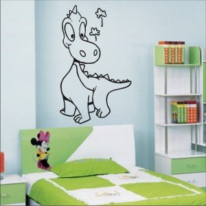 Wall sticker, Wall tattoo, Wall decoration, Wall decal - Children's room - 02.Wall tattoo