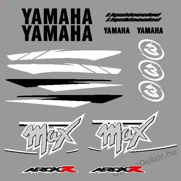 Motor sticker motor decal 02ooter sticker yamaha aerox r homemotor sticker decalscooter stickeryamaha aerox r max biaggi thecheapjerseys Image collections