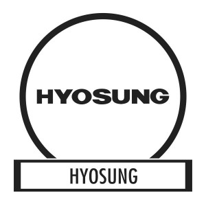 Motor sticker, Motor decal - 01.Motor sticker - Hyosung