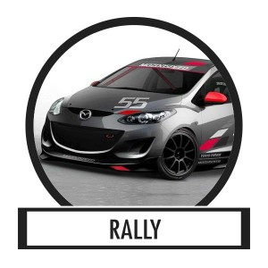 Car sticker, Car decoration, Car decal - 04.Rally
