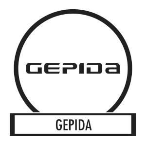 Bicycle sticker, Bicycle decal - Gepida