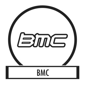Bicycle sticker, Bicycle decal - BMC