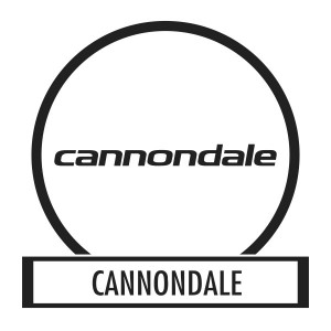 Bicycle sticker, Bicycle decal - Cannondale