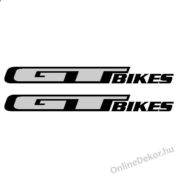 7a22e980ea Kerékpár matrica, Kerékpár dekoráció, Bicikli matrica, Bicikli dekoráció -  GT - GT Bikes