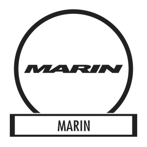 Bicycle sticker, Bicycle decal - Marin