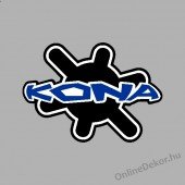 bicycle sticker bicycle decal kona