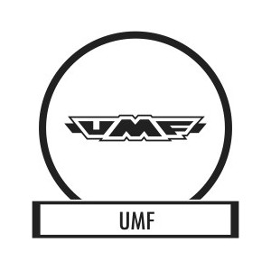 Bicycle sticker, Bicycle decal - UMF
