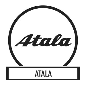 Bicycle sticker, Bicycle decal - Atala