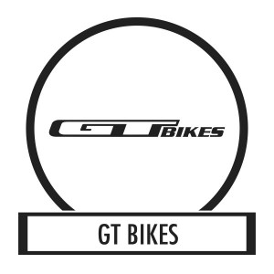 Bicycle sticker, Bicycle decal - GT