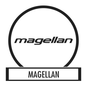 Bicycle sticker, Bicycle decal - Magellan