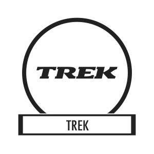 Bicycle sticker, Bicycle decal - Trek