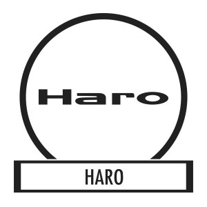Bicycle sticker, Bicycle decal - Haro