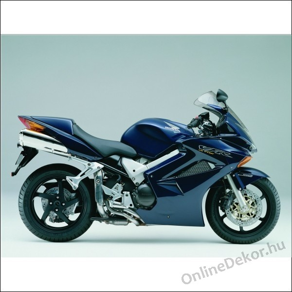 motor sticker motor decal 01 motor sticker honda vfr 800 vtec. Black Bedroom Furniture Sets. Home Design Ideas