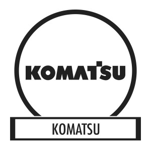 Machine sticker,Machine decal - Komatsu