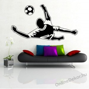 Wall sticker, Wall tattoo, Wall decoration, Wall decal - Sport - Football 1955
