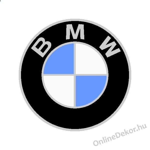 wall sticker wall tattoo wall decoration wall decal brand name bmw 1982. Black Bedroom Furniture Sets. Home Design Ideas