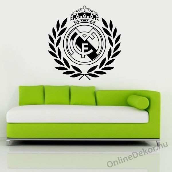 wall sticker, wall tattoo, wall decoration, wall decal - football