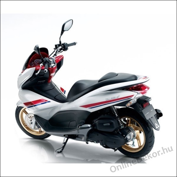 motor sticker motor decal 02 scooter sticker honda pcx special. Black Bedroom Furniture Sets. Home Design Ideas