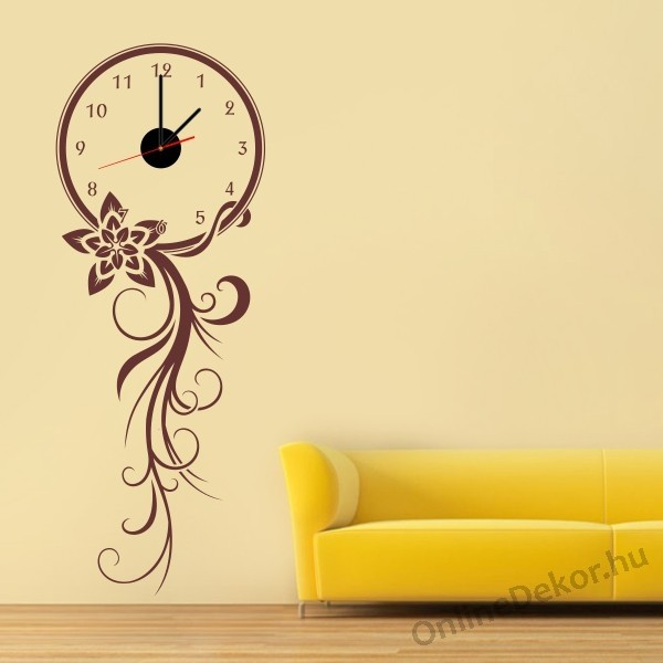 Contemporary Clock Wall Decor Pictures - Wall Art Collections ...