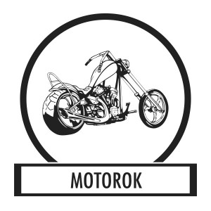 Wall sticker, Wall tattoo, Wall decoration, Wall decal - Motorcycle