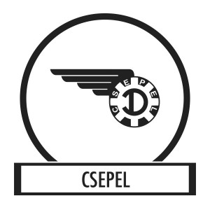 Motor sticker, Motor decal - 01.Motor sticker - Csepel