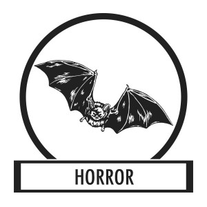 Wall sticker, Wall tattoo, Wall decoration, Wall decal - Horror