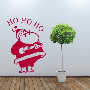Wall sticker, Wall tattoo, Wall decoration, Wall decal - Ünnepek - Santa Claus 2337
