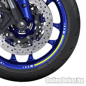 Motor sticker, Motor decal - 03.Rim strips - Rim strips