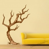 Wall sticker, Wall tattoo, Wall decoration, Wall decal - Tree - Tree 265