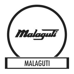Motor sticker, Motor decal - 02.Scooter sticker - Malaguti