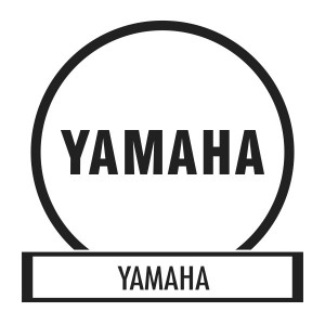 Motor sticker, Motor decal - 02.Scooter sticker - Yamaha