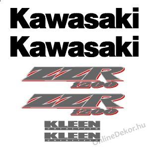 Kawasaki zzr logo